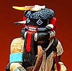 siyangephoya or left-handed hunter kachina