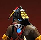 toho or mountain lion kachina